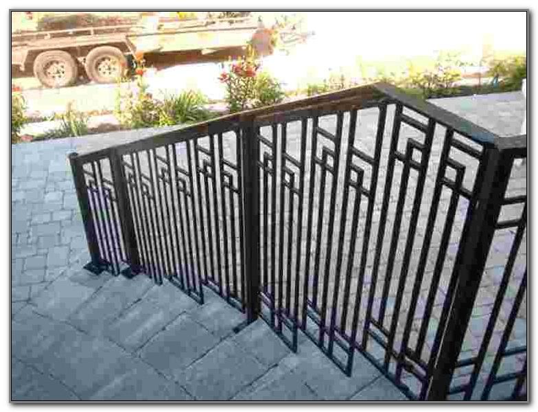 Cast Iron Railings For Decks