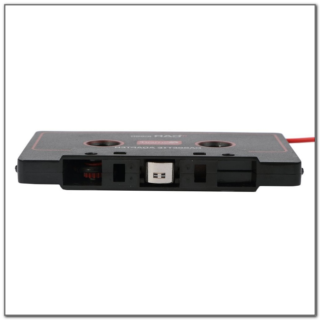 Cd Player Tape Deck Adapter