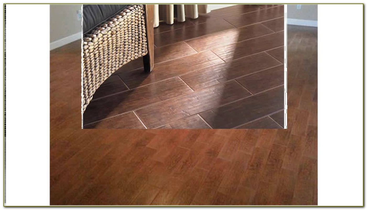 Ceramic Tile Looks Like Hardwood