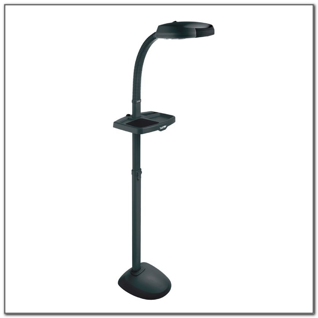 Chelsea Floor Lamp With Tray