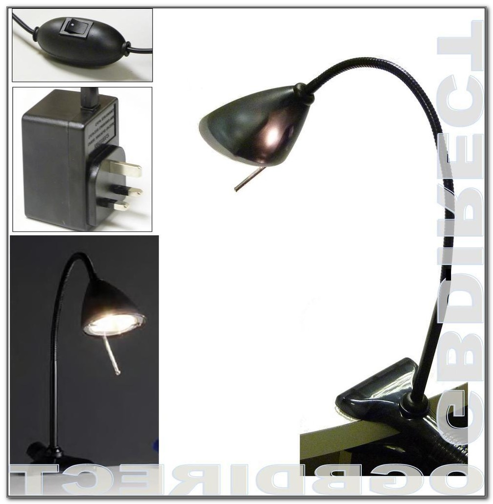 Clip On Bed Lamps For Reading