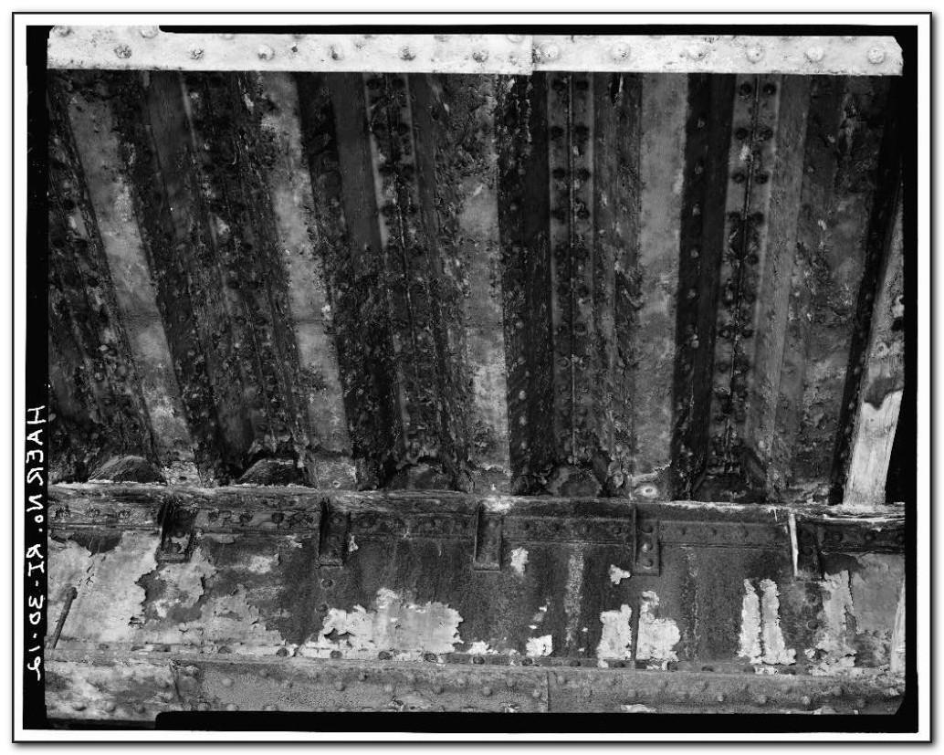 Corrugated Steel Bridge Decking