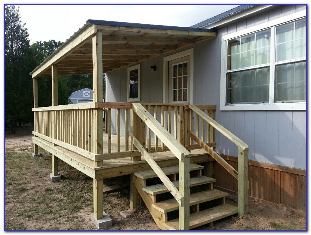 Covered Deck Designs Pictures
