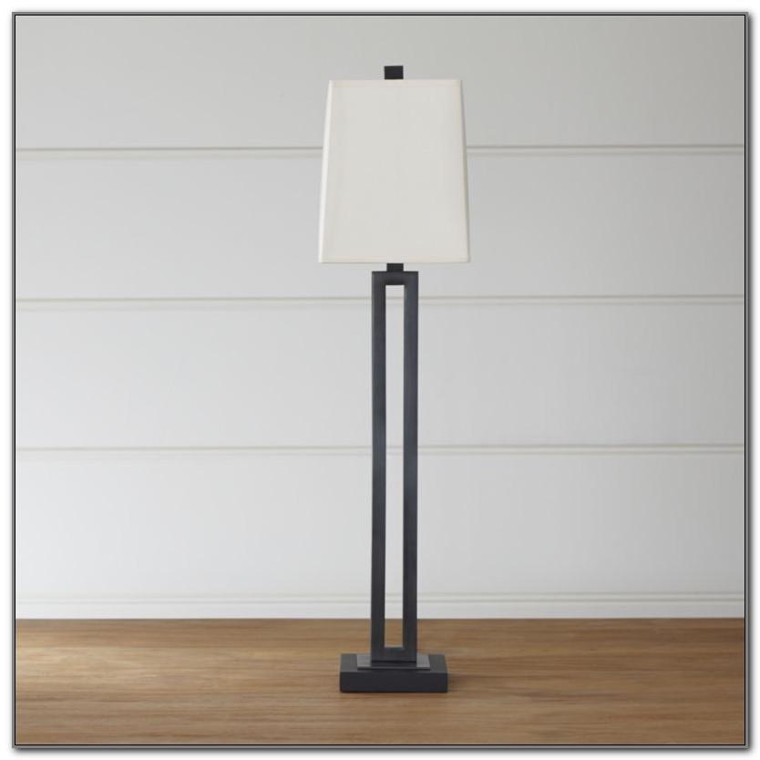 Crate And Barrel Marina Table Lamp