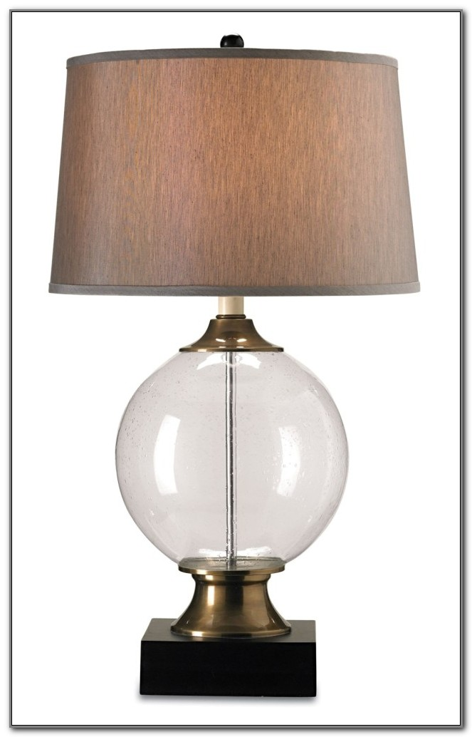 Currey And Company Motif Table Lamp