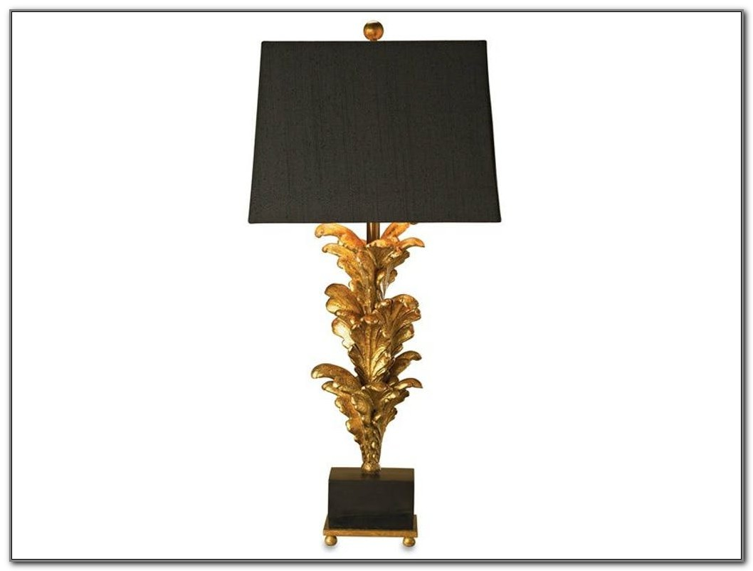 Currey And Company Renaissance Table Lamp