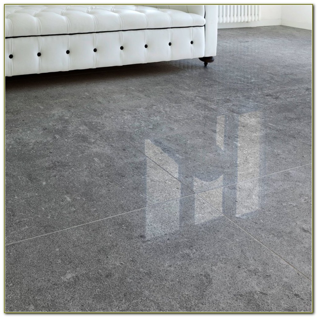Dark Grey Porcelain Floor Tiles