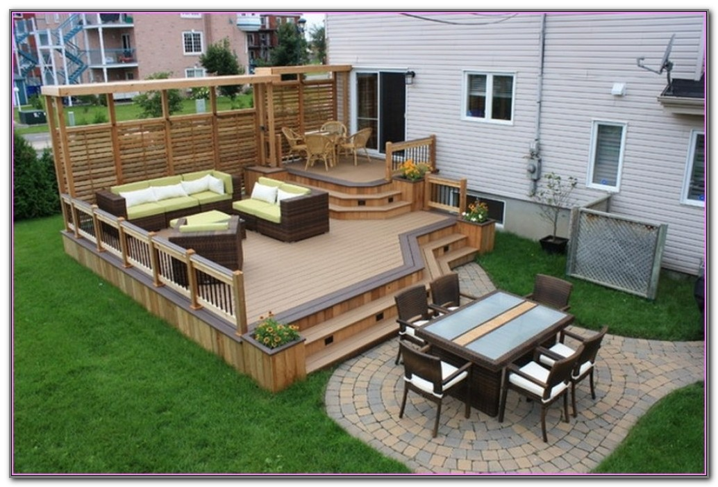 Deck Design Ideas Gallery