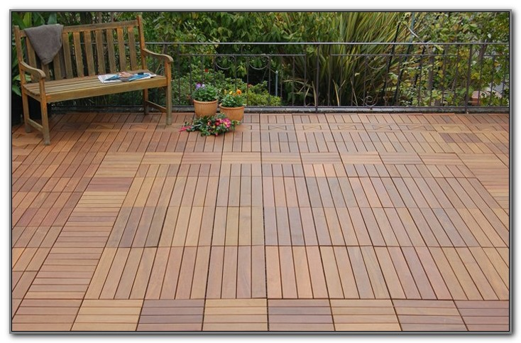 Deck Flooring Options Waterproof