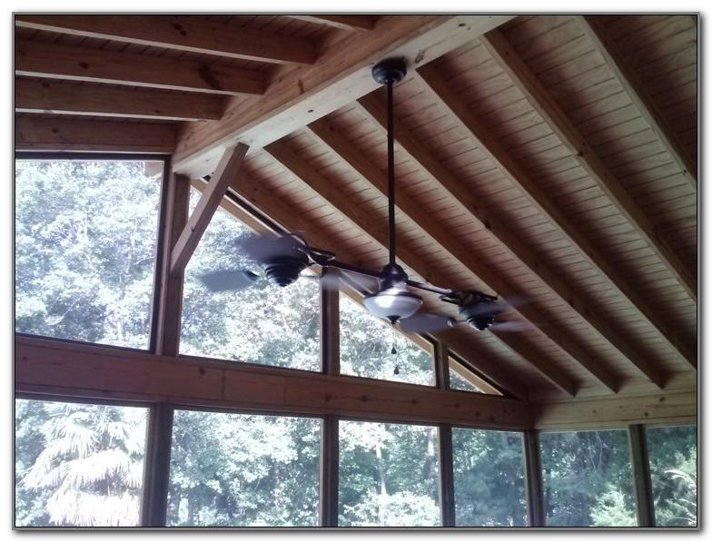 Deck Into Screened Porch