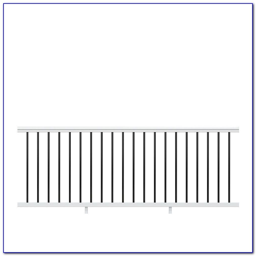 Deck Railing Balusters Home Depot