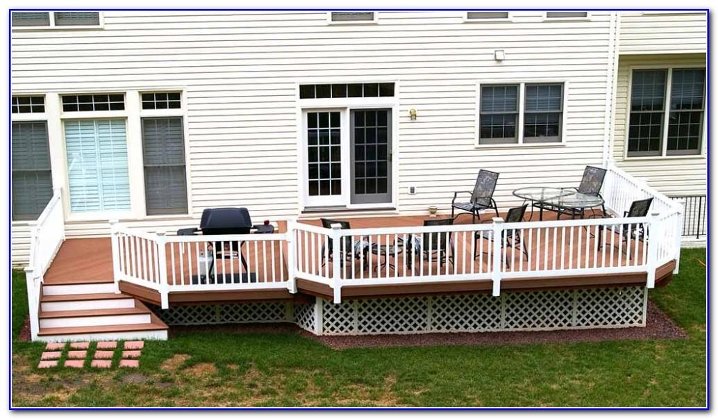 Deck Railing Designs Ideas