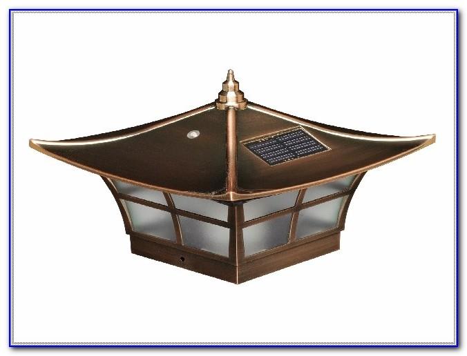 Deck Railing Lights Solar
