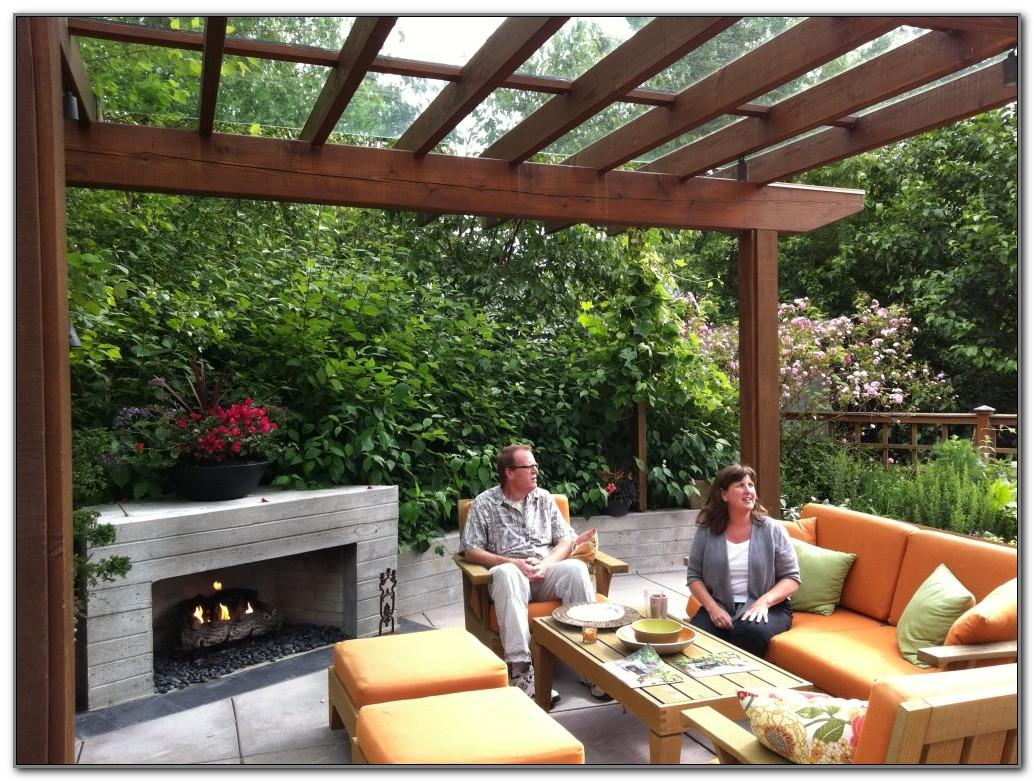 Deck Roof Ideas Pinterest