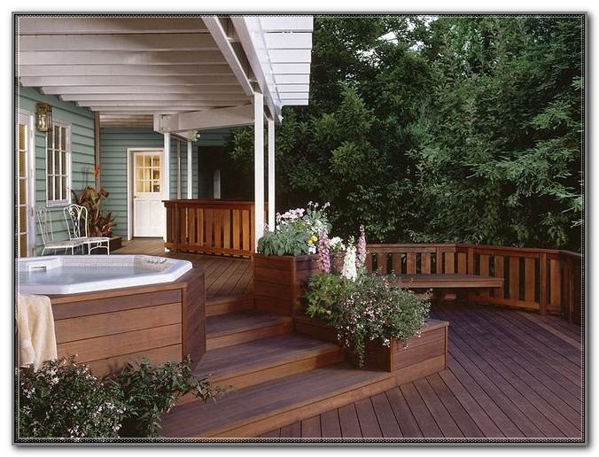 Deck Stain Oil Based