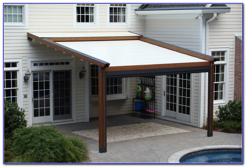 Diy Awning For Deck