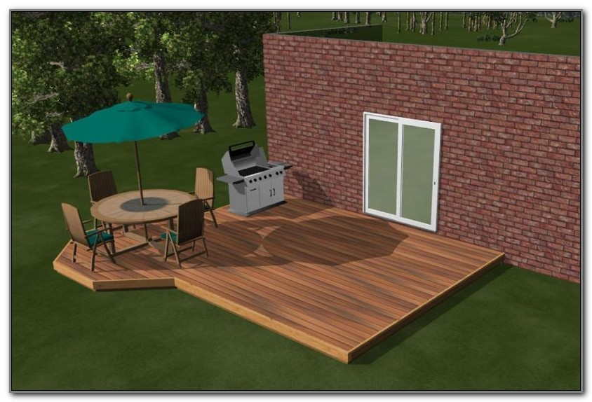 Do It Yourself Deck Building