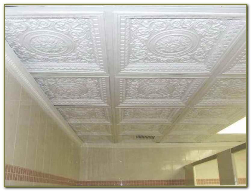 Drop In Ceiling Tiles