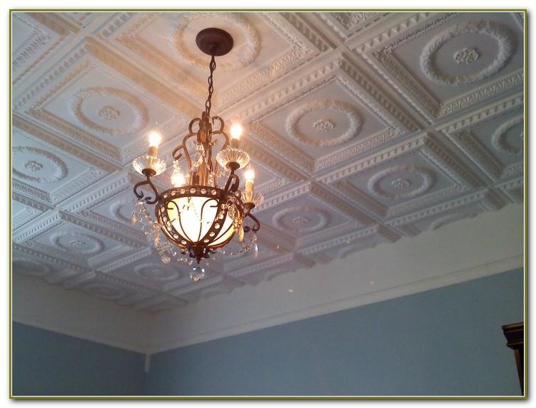 Drop In Tin Ceiling Tiles