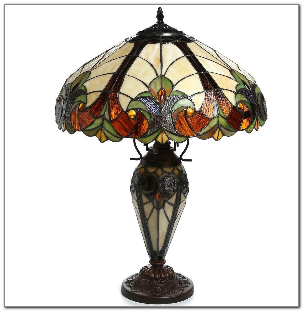 Ebay Antique Stained Glass Lamps