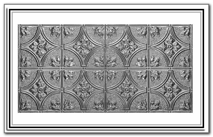 Faux Tin Ceiling Tiles Menards