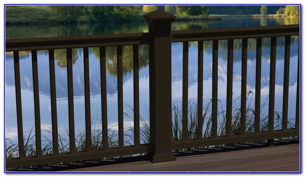Fiberon Deck Railing Systems