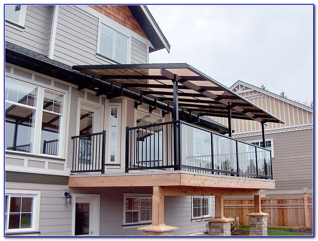 Fixed Awnings For Decks