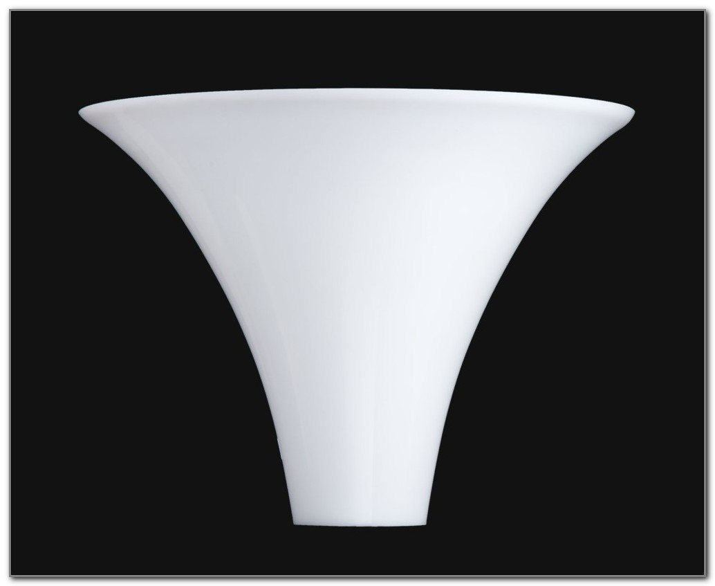 Floor Lamp Frosted Glass Shade Replacement
