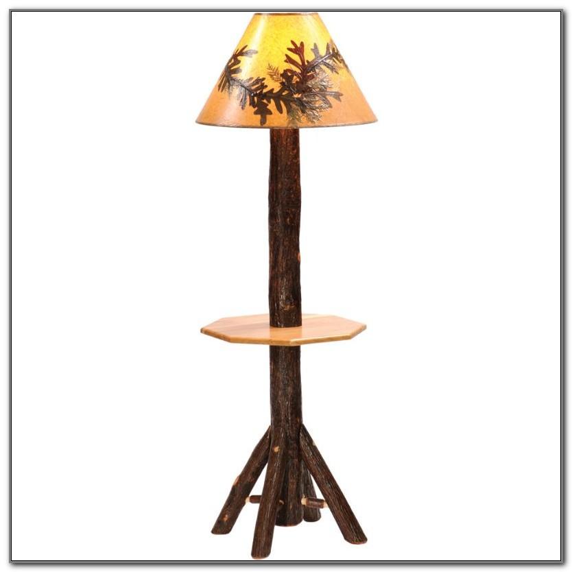 Floor Lamp With Shelves Amazon