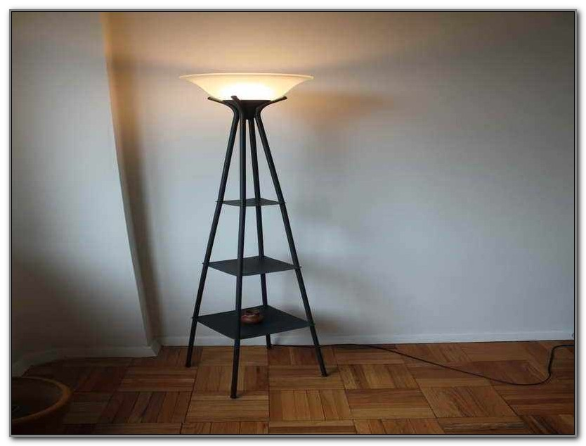 Floor Lamp With Shelves Canada