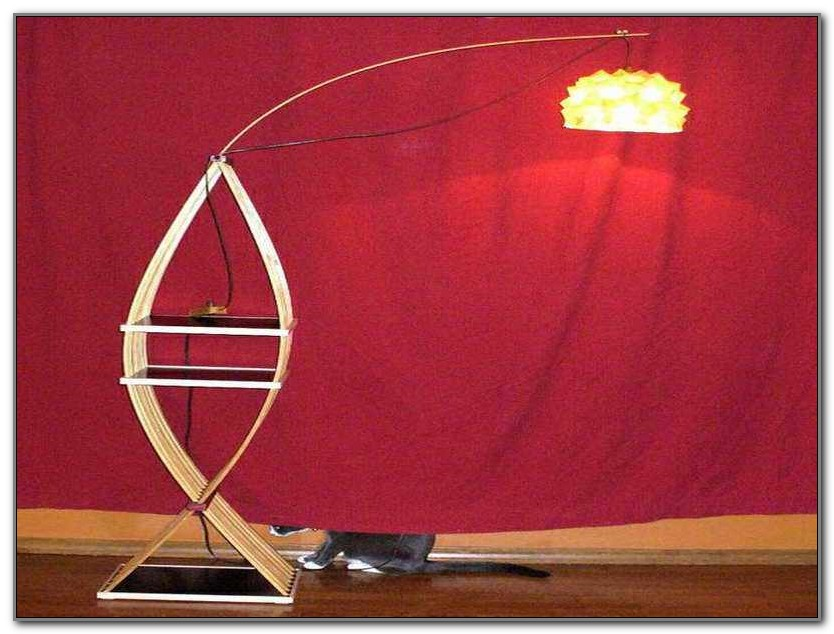 Floor Lamp With Shelves Target