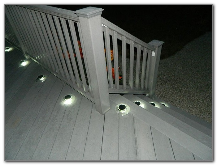 Flush Mount Deck Lights