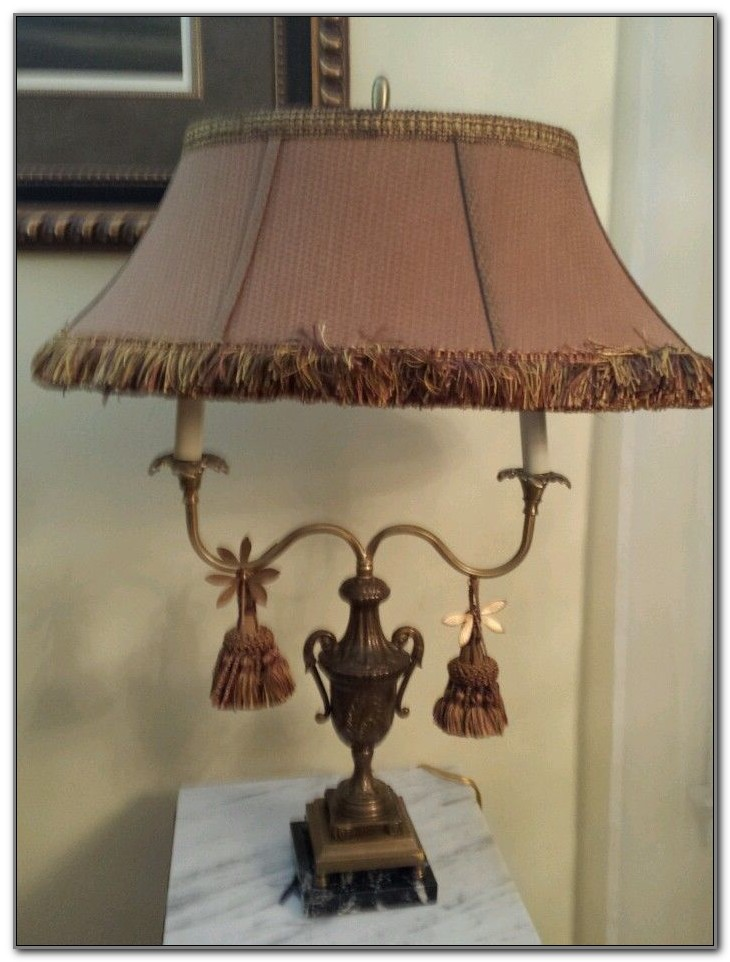 Frederick Cooper Table Lamps Vintage