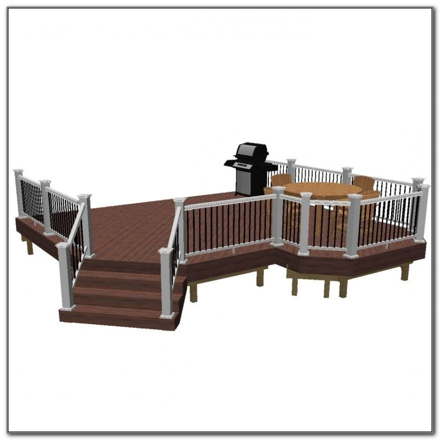 Free Deck Design App