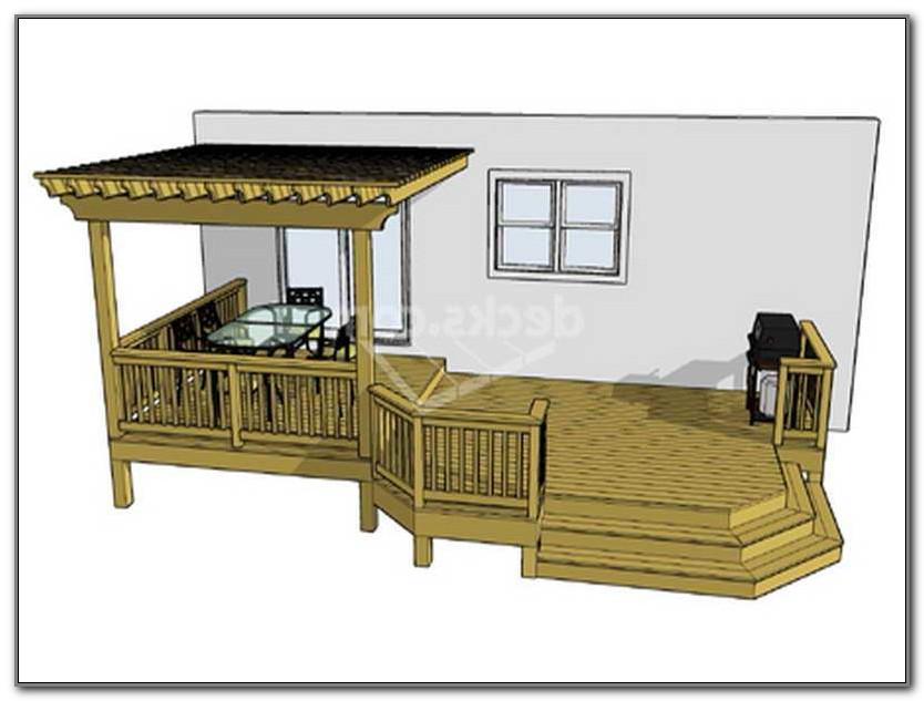 Free Deck Design Planner