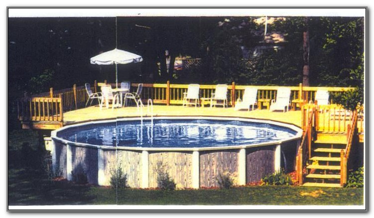 Free Pool Deck Building Plans