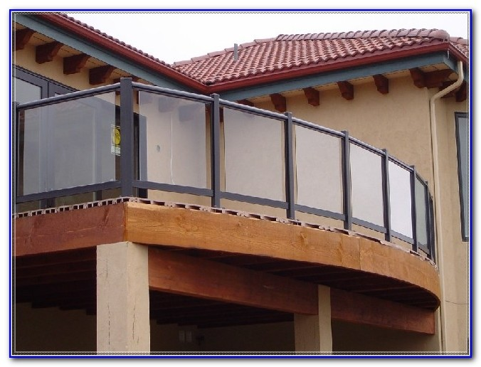 Glass Deck Railing Systems Rona