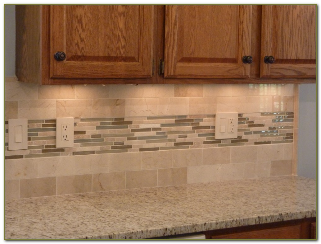 Glass Tile For Kitchen Backsplash Ideas