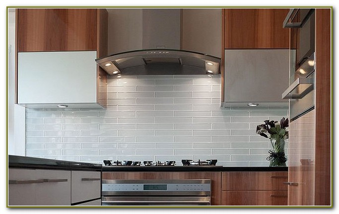 Glass Tiles For Kitchen Backsplash