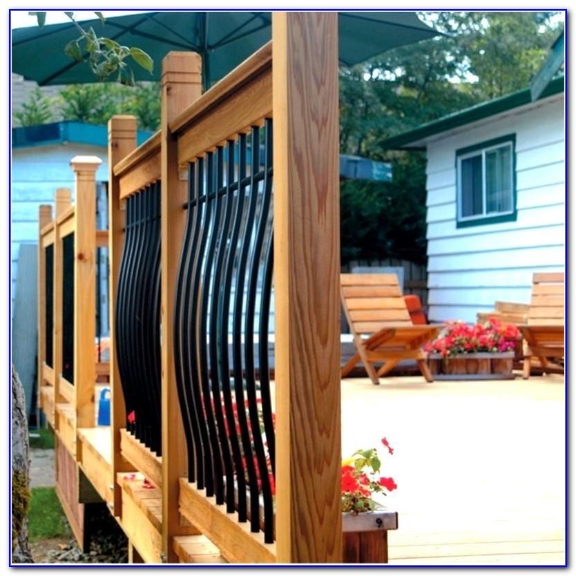Goat Wire Deck Railing