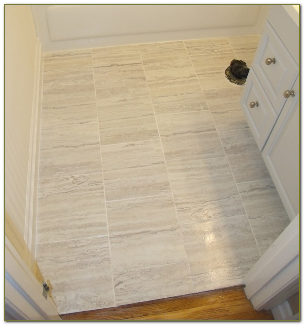 Groutable Peel And Stick Tile
