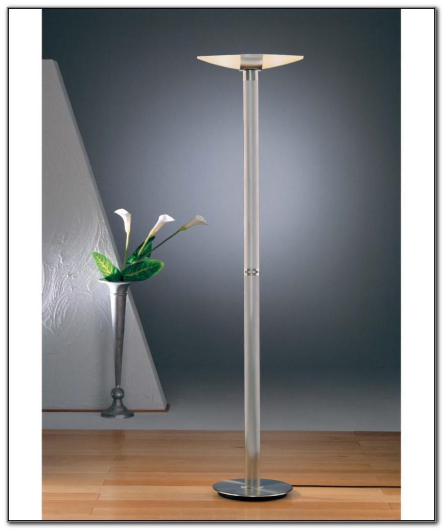 Halogen Torchiere Floor Lamp