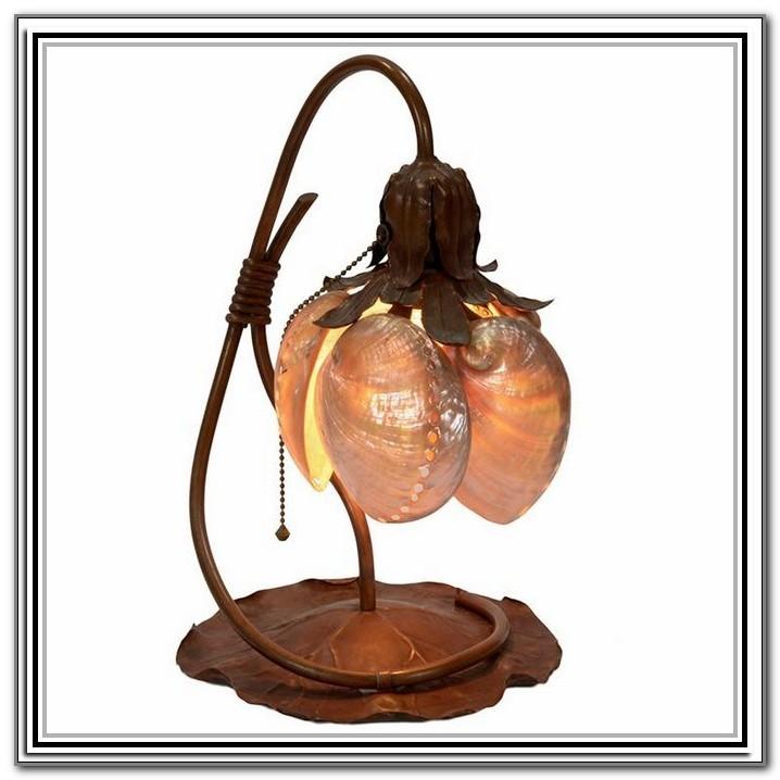 Hammered Metal Table Lamp Uk