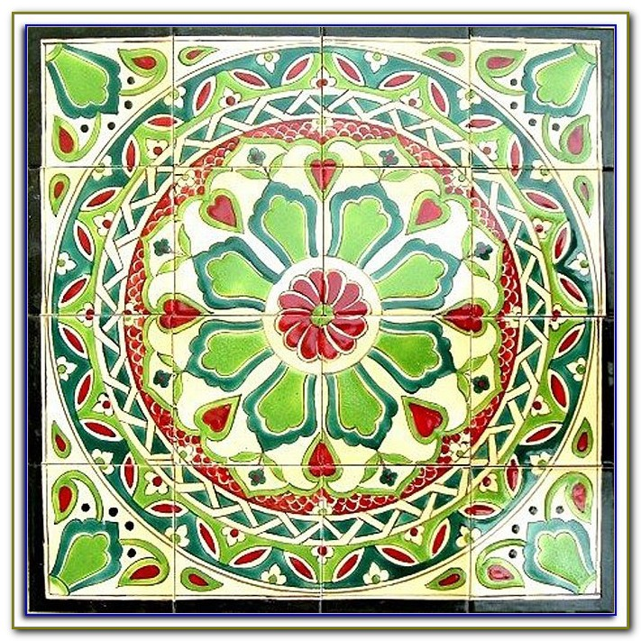 Hand Painted Ceramic Tiles Wall Tiles