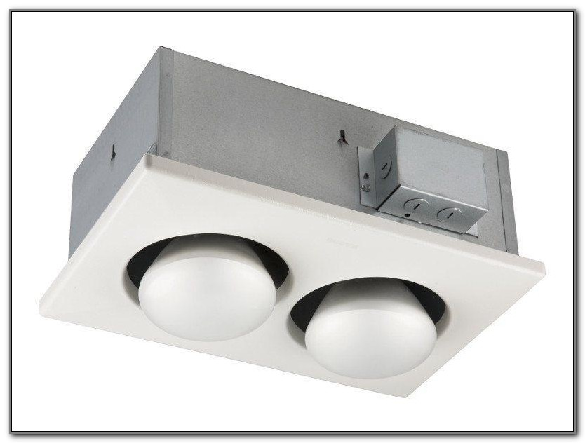 Heat Lamp Fan For Bathroom