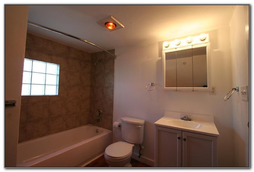 Heat Lamp For Bathroom Purpose