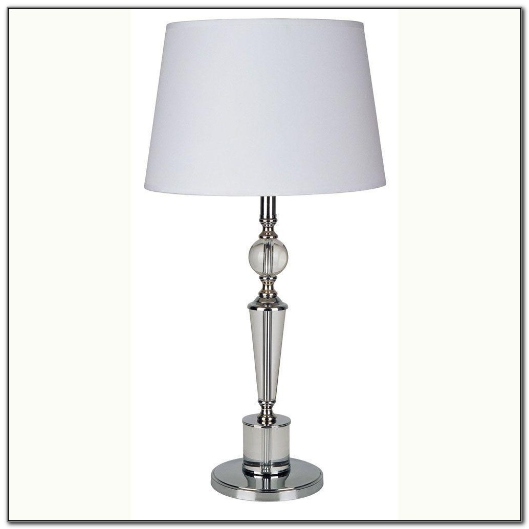 Home Depot Crystal Table Lamps