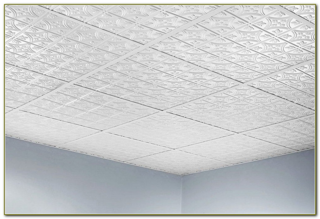 Home Depot Drop Ceiling Tiles