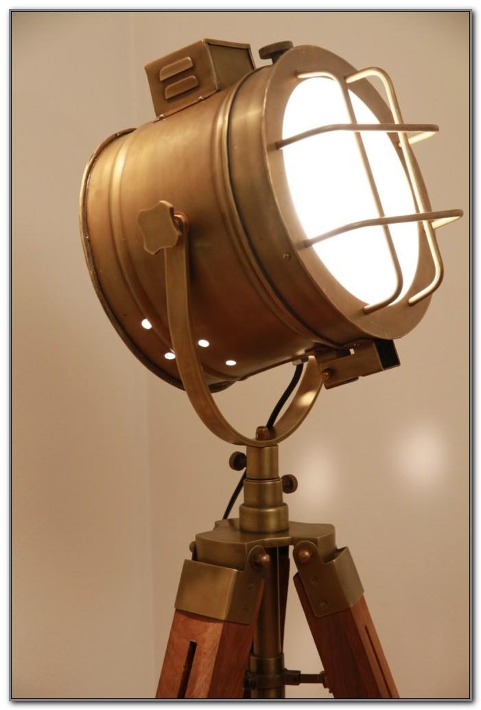 Home Depot Floor Lamp Glass Shade