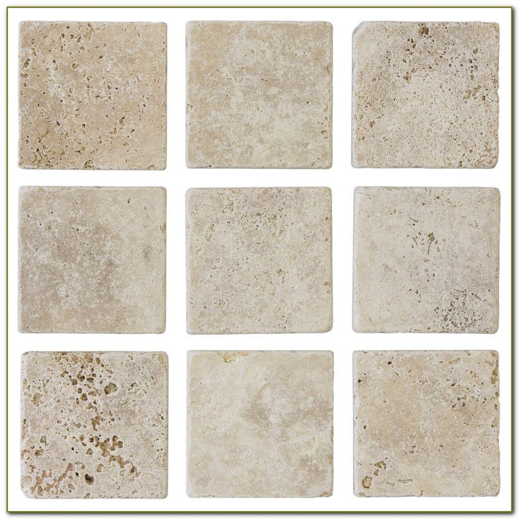 Home Depot Travertine Tile